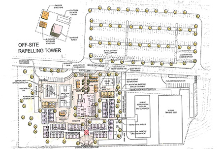 PDC Projects USMC Camp Pendleton Bachelor Enlisted Quarters – Camp Pendleton Housing Floor Plans
